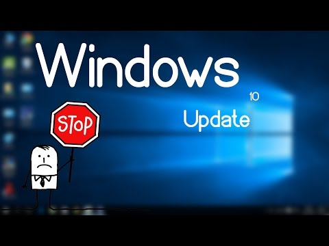 วิธีปิดอัพเดท Windows 10 (Windows Update)