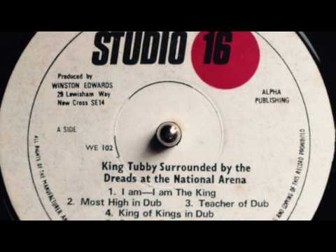 King Tubby Surrounded By The Dreads At The National Arena 26th September 1975