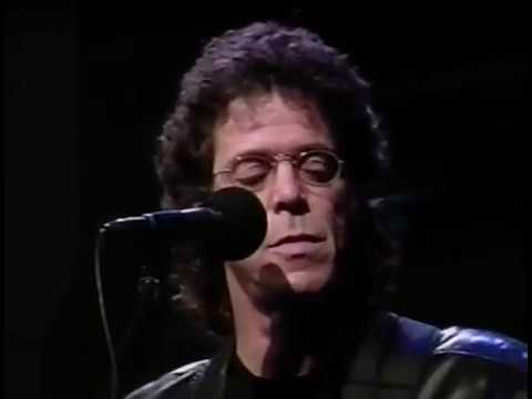 Lou Reed  Walk on the Wild Side  1991
