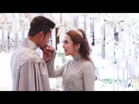 Sekitar Majlis Kahwin MAWAR RASHID - WEEVLOG #46