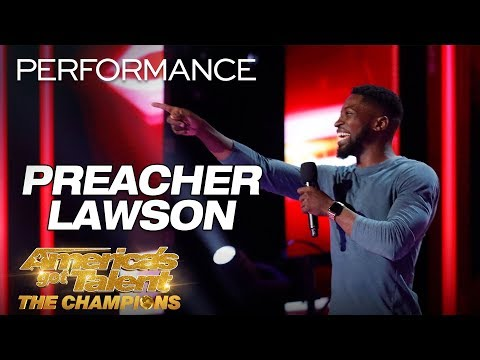 Preacher Lawson: Comedian Hilariously Describes His Love Life