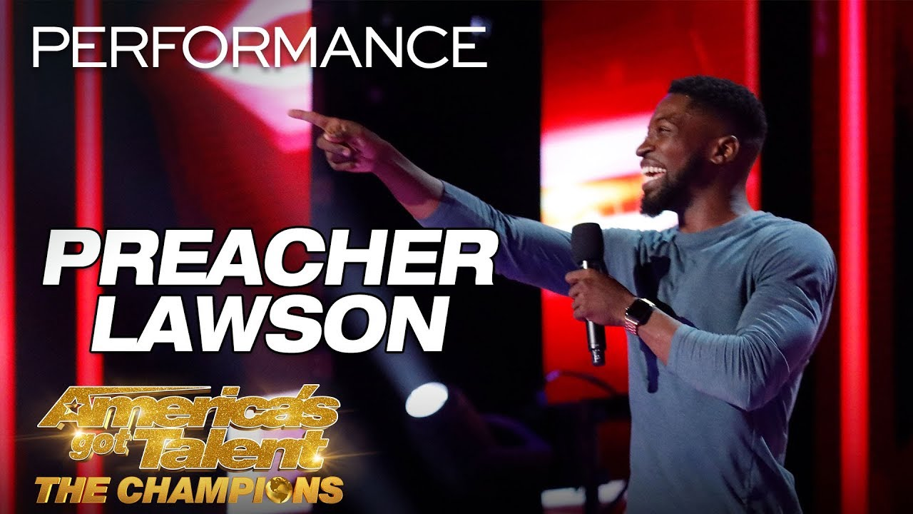 Preacher Lawson: Comedian Hilariously Describes His Love Life - America's Got Talent: The Champ