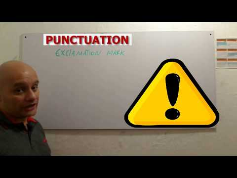 Punctuation Signs - Punctuation Marks