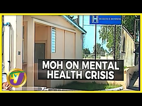Health Ministry Responds to Mental Health Crisis   TVJ News - Oct 12 2021