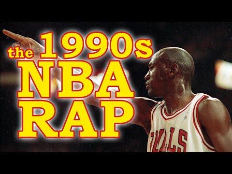 The 1990s NBA Rap
