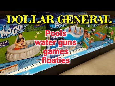 DOLLAR GENERAL  //  Summertime