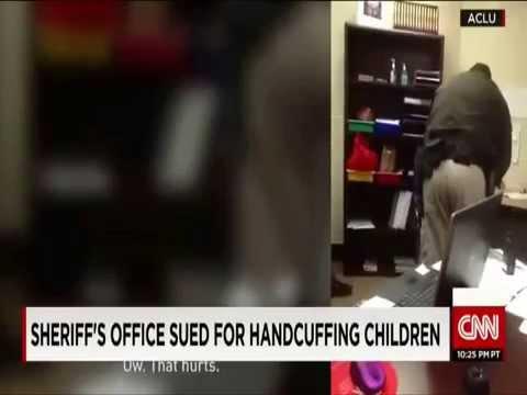 Disturbing Video Kentucky Cop Handcuffs >> Disturbing Video Shows Cop Handcuffing Crying 8 Year Old Boy With A