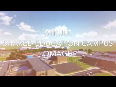 Strule Shared Education Campus, Omagh - Public Exhibition