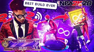MOST OVERPOWERED DEMI-GOD BUILD IN NBA 2K20! *NEW* BEST 99 OVR 2WAY PLAYMAKING SLASHER BUILD, BADGES