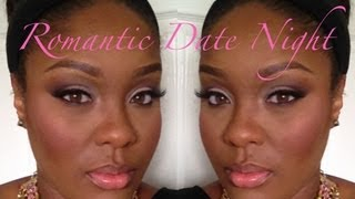 Romantic Date Night Makeup Thumbnail