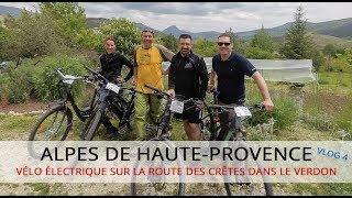 Alpes-de-Haute-Provence : Vélo Assistance Electrique dans le Verdon