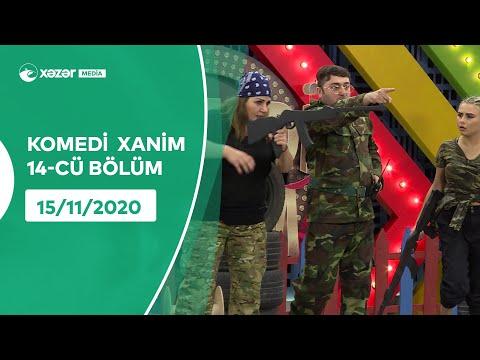 Komedi Xanım (14-cü Bölüm ) 15.11.2020