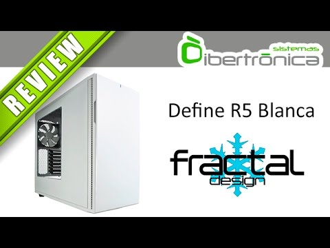 Fractal Design Define R5 Blanca – Review - YouTube