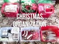 ULTIMATE CHRISTMAS ORGANIZATION • Budget Friendly + Space Saving!