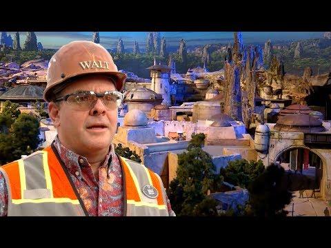 Star Wars: Galaxy's Edge takes shape with construction milestone at Disneyland