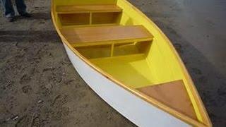 как сделать лодку в домашних условиях