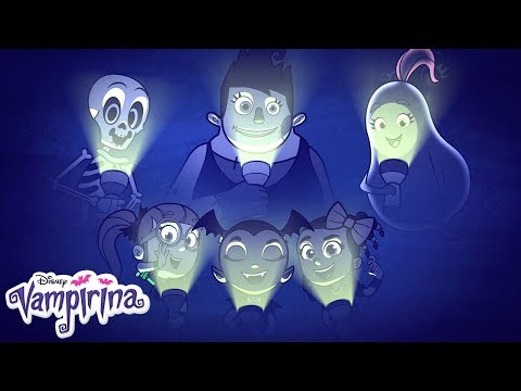 Transylvania Girls Music Video | Vampirina Ghoul Girls Rock! | Disney Junior