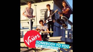 Sweater Weather - The Vamps (Somebody To You EP)