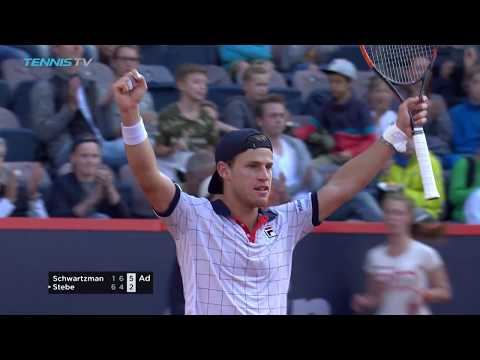 Ferrer, Schwartzman Progress - German Open 2017 Day 3 Highlights