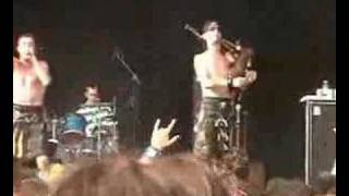 "The Real McKenzies - ""Scots Wha"