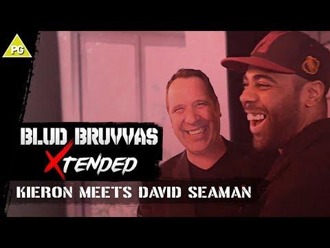 David Seaman SURPRISES Keeper   'I had the secret formula'    BLUD BRUVVAS EXTENDED