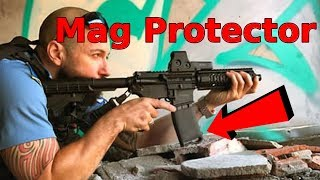 AR Magazine Protection: Diplomacy Failure Gate-or