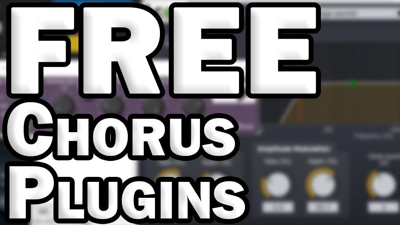 Free Chorus VST Plugins for Mixing