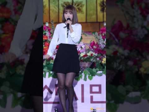[4k] 170429 홍진영 - 엄지척 직캠 @ 부산 시민음악회 by 해를보는아이