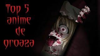 Top 5 Anime De Groaza