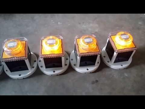 Rajo Satelit-CARMANAH M800 Series-Solar LED Marine Lantern
