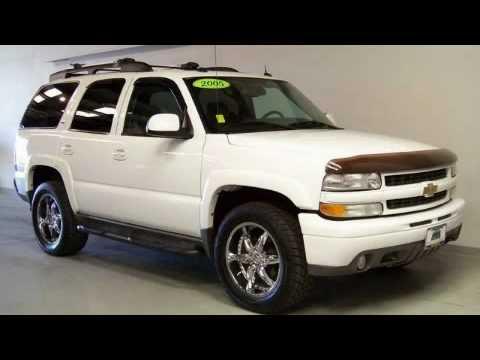 Pre Owned 2005 Chevrolet Tahoe Marysville CA