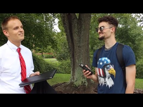 Asking College Students U.S. History Questions