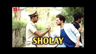 Sholay| Round 2hell || r2h | best comedy with basanti |