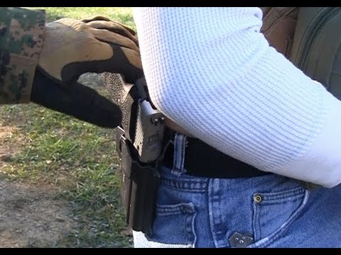 Open Carry VS Concealed Carry; A Debate
