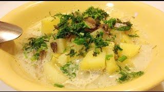 Картофель с грибами от ТелеПовара