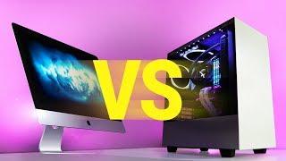10.000€ iMac PRO vs. HACKINTOSH!! Der Selbstbau Mac...