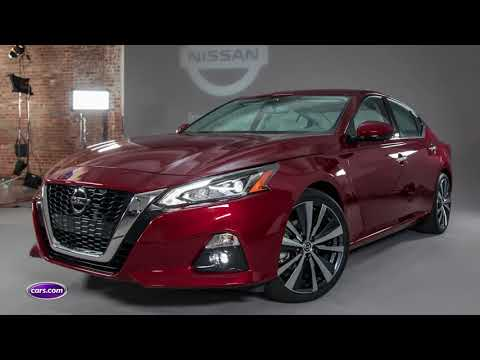 2019 Nissan Altima: First Look — Cars com - YouTube