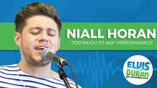 "Niall Horan - ""Too Much To Ask"" Acoustic 
