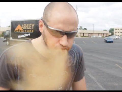 Cinnamon Challenge CrazyRussianHacker edition.