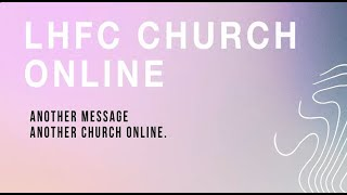 Church Online | Sunday Service | 29 March 2020