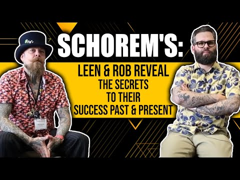 Schorem's: Leen & Rob Reveal The Secrets To Their Success Past & Present