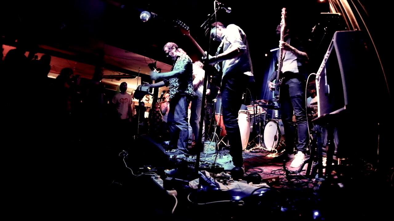 Kungens Män – Yekermo Sew (Mulatu Astatke cover), Live at Melodybox, Stockholm 2016-10-21