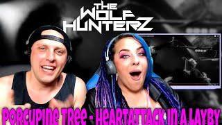 Porcupine Tree - Heartattack in a Layby (Live) THE WOLF HUNTERZ Reactions