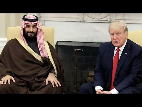 Trump Heads to Saudi Arabia - Target Iran and Iraq?