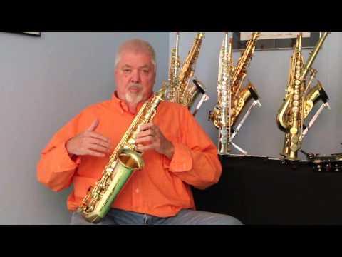 Saxophone Intonation Concepts