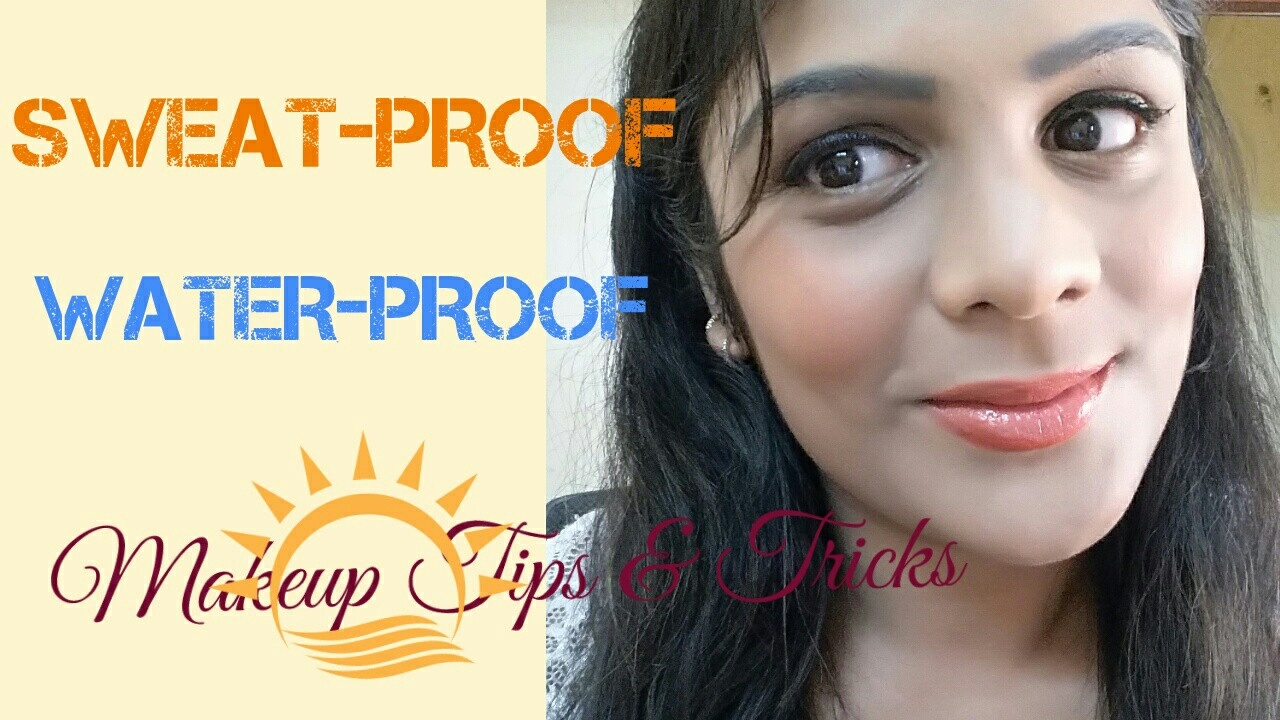 Watch Long-Lasting Summer Makeup Tips AndTricks video