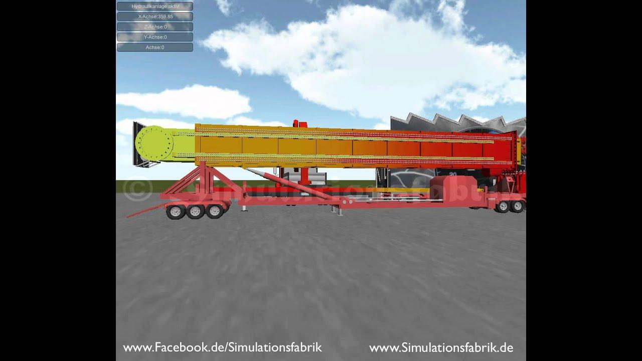 Aufbau Simulation