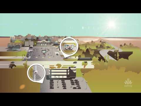 Wattway, la route solaire Colas