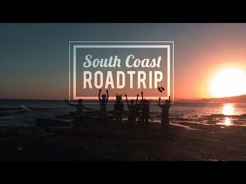South Coast NSW Road Trip!