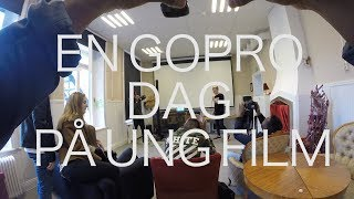 En GOPR0 dag på Ung film i Sundsvall.